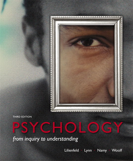 Psychology: From Inquiry to Understanding Solutions