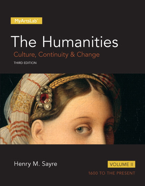 The Humanities: Culture Continuity and Change Volume II Solutions