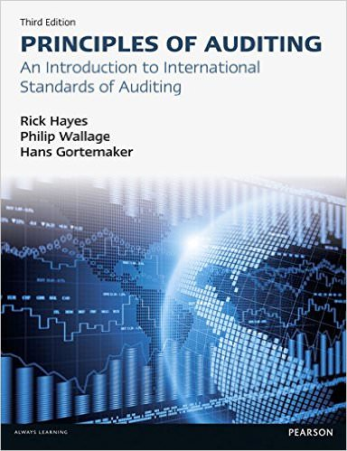 Principles of Auditing: An Introduction to International Standards on Auditing Solutions