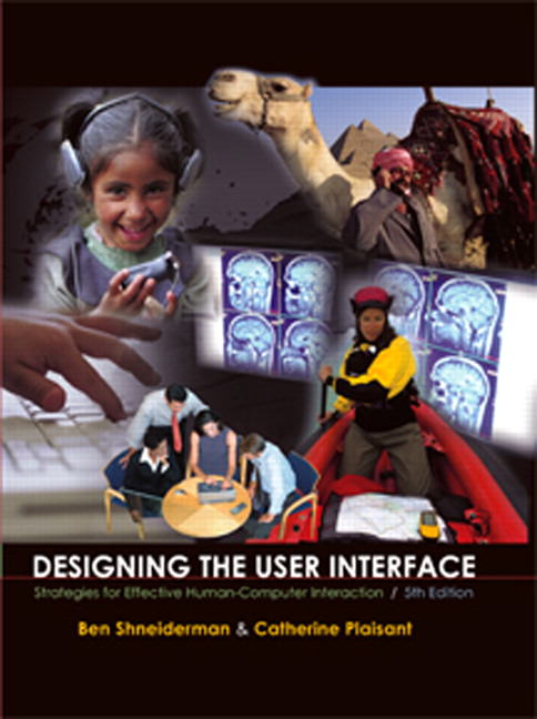 Designing the User Interface: Strategies for Effective Human-Computer Interaction Solutions