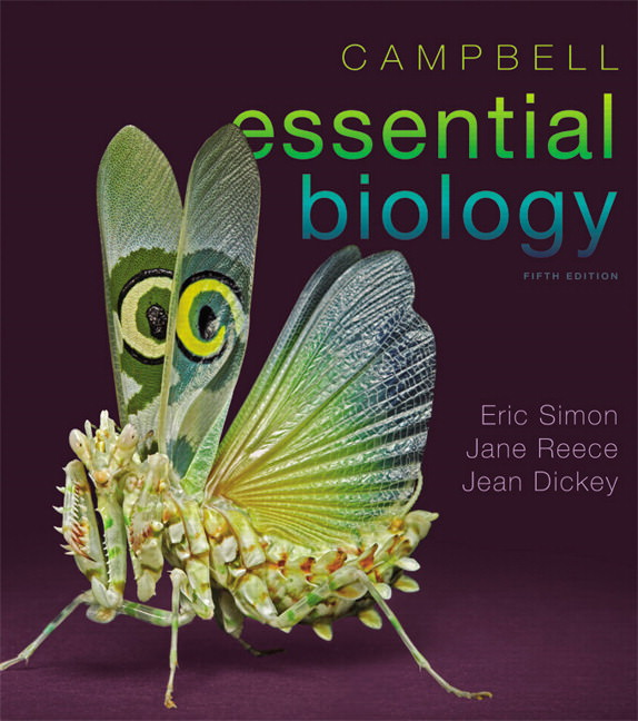 Campbell Essential Biology Solutions