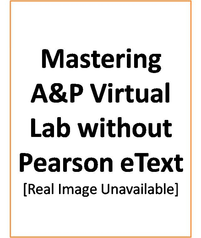 Mastering A and P Virtual Lab Access Code Solutions
