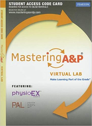 Mastering A and P Solutions