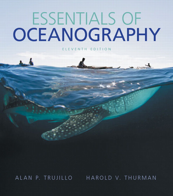 Essentials of Oceanography Solutions