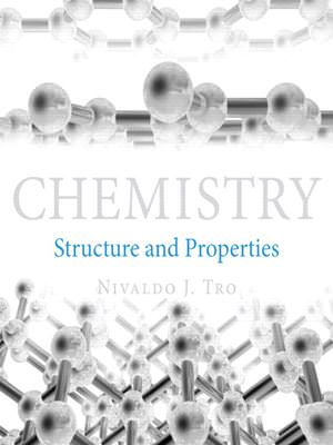 Chemistry: Structure and Properties Solutions
