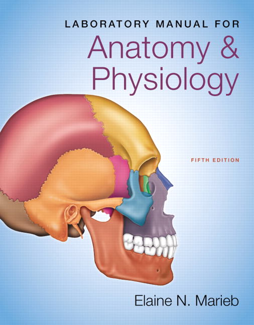 Laboratory Manual for Anatomy and Physiology Solutions