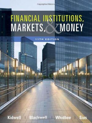 Financial Institutions, Markets, and Money Solutions