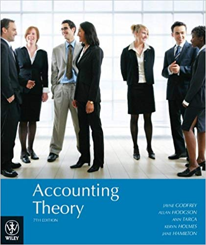 Accounting Theory Solutions