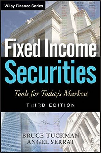 Fixed Income Securities: Tools for Today's Markets Solutions