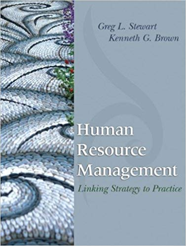Human Resource Management: Linking Strategy to Practice Solutions