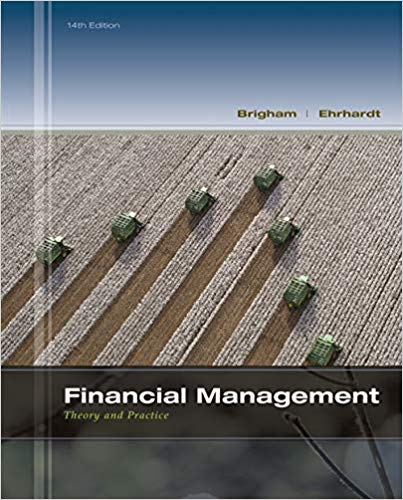 Financial Management: Theory & Practice Solutions
