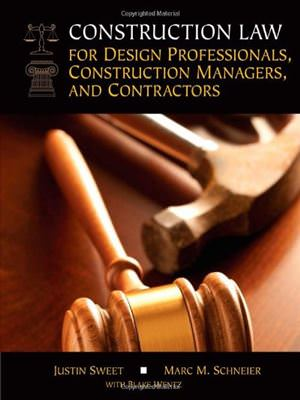 Construction Law for Design Professionals, Construction Managers and Contractors Solutions