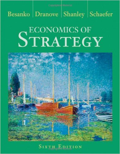 Economics of Strategy Solutions