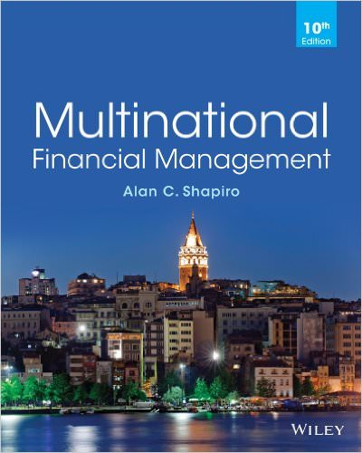 Multinational Financial Management Solutions