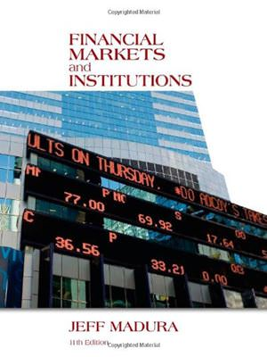 Financial Markets and Institutions Solutions