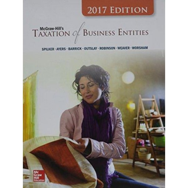 McGraw-Hill's Taxation of Business Entities Solutions