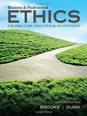 Business and Professional Ethics Solutions