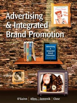 Advertising and Integrated Brand Promotion Solutions