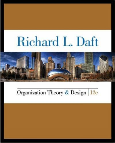 Organization Theory and Design Solutions
