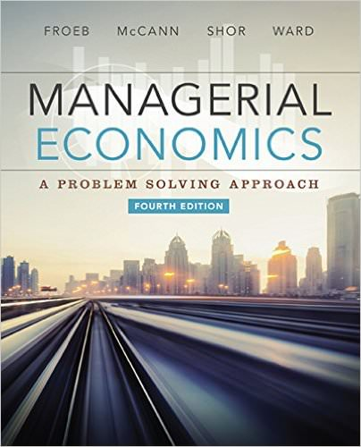 Managerial Economics Solutions