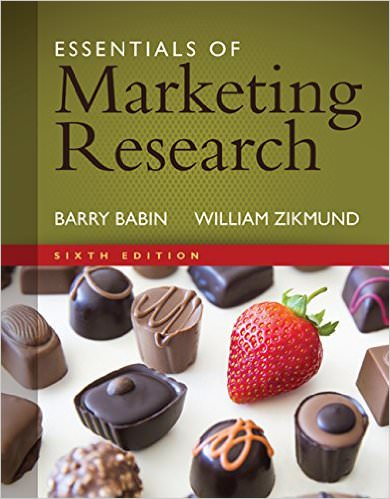 Essentials of Marketing Research Solutions