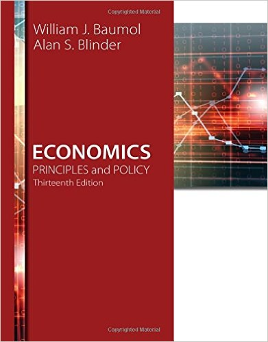 Economics: Principles and Policy Solutions