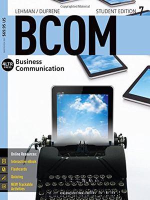 BCOM 7 Solutions