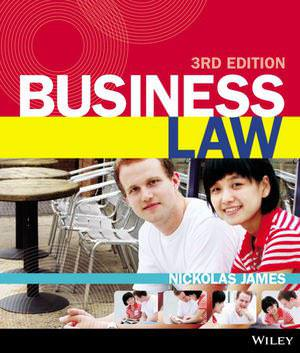 Business Law, 3rd Edition Solutions